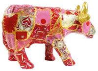 Decopatch cow